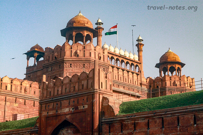 Lahore Gate, Red Fort