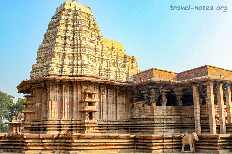 Ramappa Temple at Warangal
