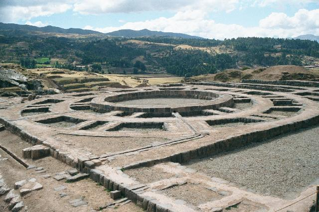 The Sun Temple, Sacsayhuaman