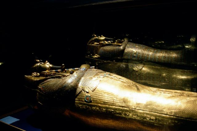 Coffins of Tutankhamun