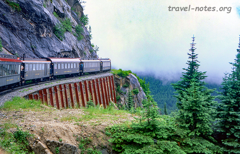 White Pass-Yukon Railway